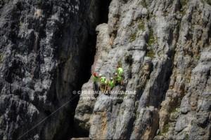 Per gli alpini non esiste l'impossibile: ''Vallon 2020''