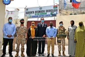 Aiuti alla Somalia dall'Italia