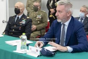 Difesa: Guerini visita il centro veterani della Difesa