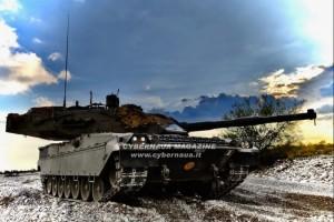 Esercito: carristi in addestramento