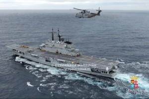 Addestramento nel Mediterraneo Orientale