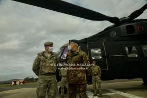 1^ BAOS  (brigata aerea operazioni speciali) da oggi nella nuova sede sull'aeroporto di Furbara