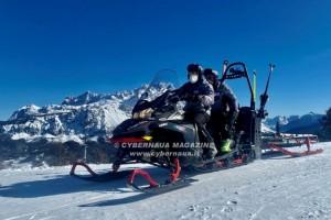 Mondiali di sci ''Cortina 2021'' con l'Esercito