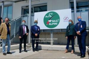 Nuovo centro direzionale per gli Alpini