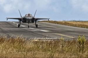 ''Falcon strike 2021'', esercitazione internazionale di 5ª generazione